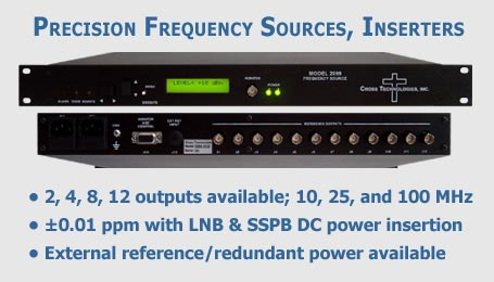Frequency Sources